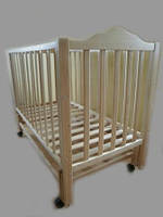 Sonno ПКР-300 детская кроватка из бука на маятниковом механизме