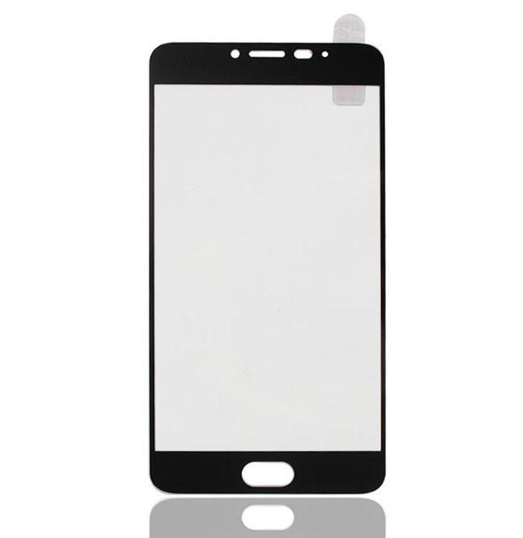 Full Cover защитное стекло для Meizu M3 Note - Black
