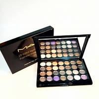 Тени MAC Fashion Make Up Kit  ( МАК Фешион Мейк Ап Кит)28 цветов