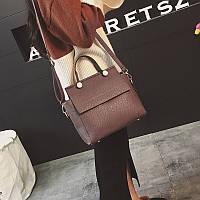 Молодежная сумка для девушки
