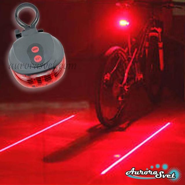 Светодиодные фонари для велосипеда