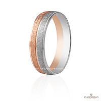Эдем Золотое обручальное кольцо коа014