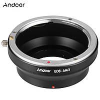 Адаптер переходник Canon EOS - micro 4/3