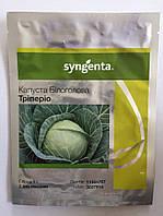 Триперио F1 - капуста білокачана, 2 500 насінин, Syngenta (Сингента) Голландия