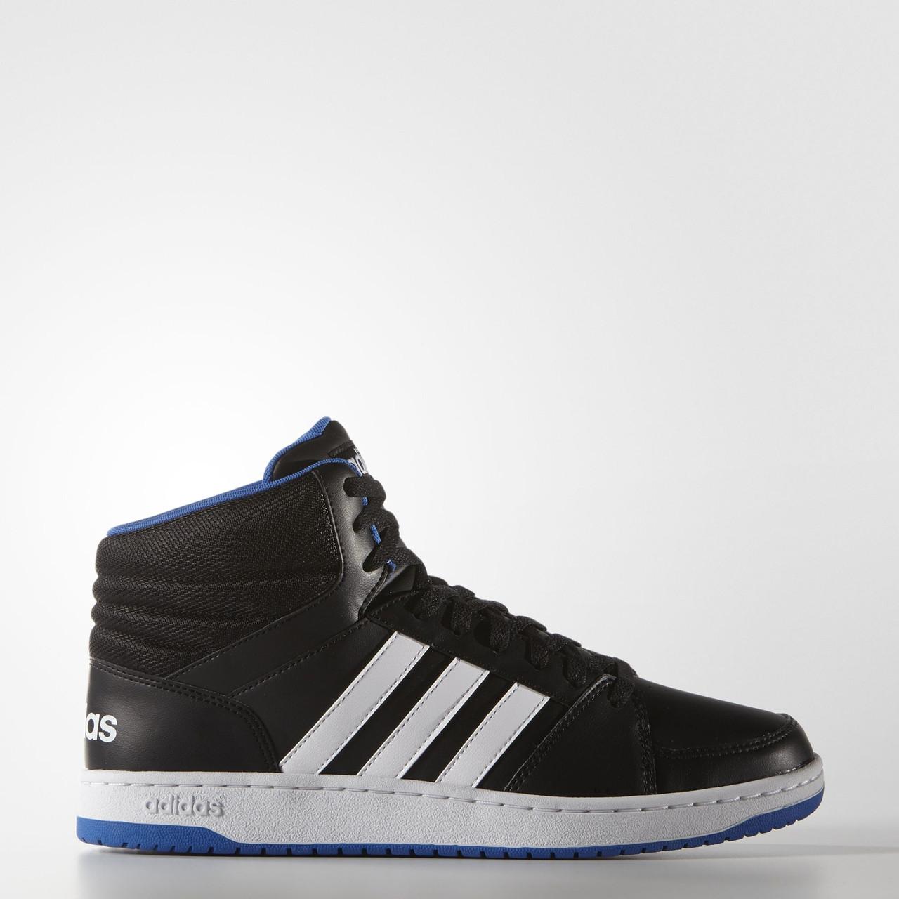 Мужские кроссовки Adidas Neo Hoops VS Mid (Артикул  F99588) - Интернет- магазин cfb764bc756