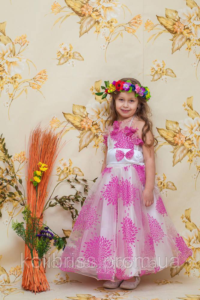 Карнавальный костюм весна в розовом, веснянка прокат Киев ... - photo#2