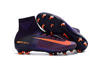 2016 NIke Mercurial Superfly V FG фиолет