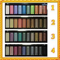 Тени многоцветные, компактные, перламутровые,4 тона, Meis MS-1008 Упаковкой