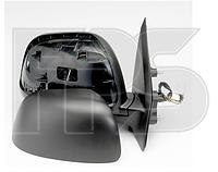 Зеркало левое электро с обогревом грунт 5pin C-Crosser 2008-11