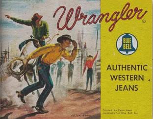 Wrangler - джинсы на все времена.