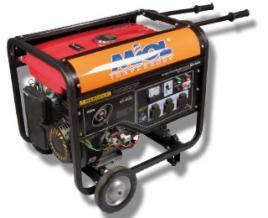 Бензиновый генератор Miol 83-500, 4-тактный 5,0/5,5 кВт,, фото 2