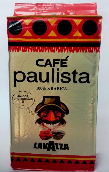 lavazza paulista, кофе lavazza paulista, кофе лавацца паулиста, лавацца паулиста