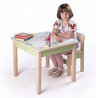 Детская парта-столик 5888 в ассортименте + фотопечать