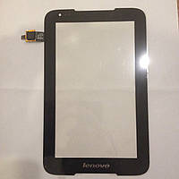 Сенсор тачскрин Lenovo A1000 черный