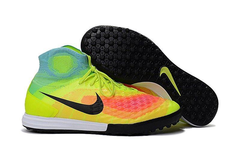 Сороконожки Nike MagistaX Proximo II TF light green