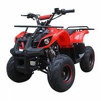 Квадроцикл детский электрический Хаммер 1000 Ватт красный