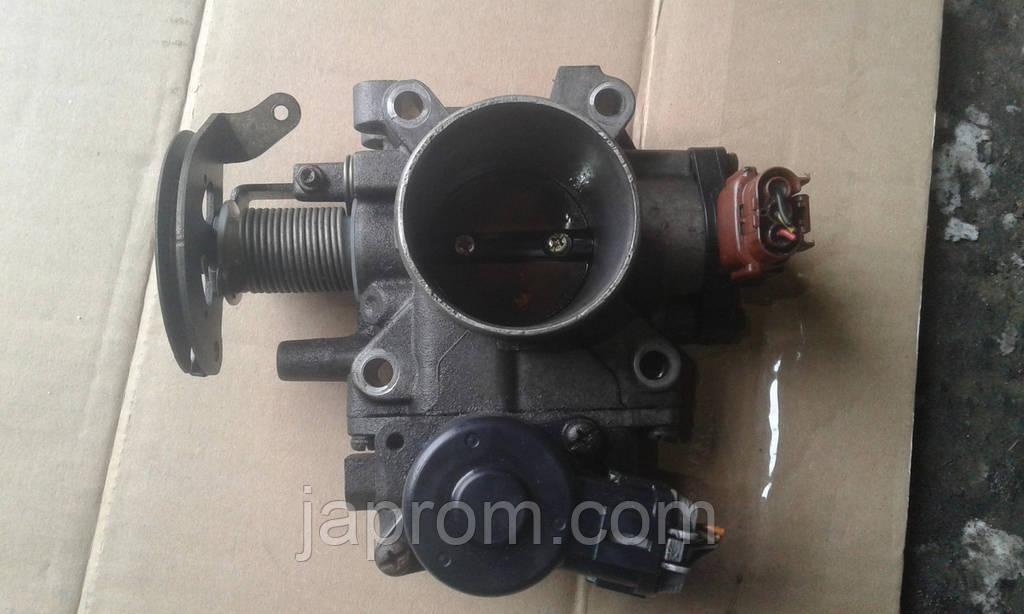 Дроссельная заслонка механическая Nissan Almera N16 1.5 QG15
