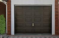 Филёнчатые секционные гаражные ворота