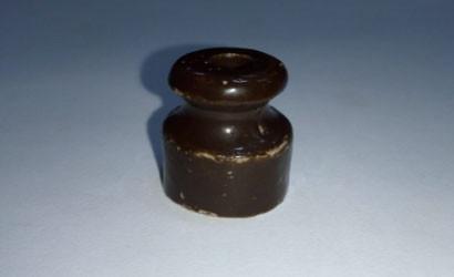 Ролик керамический тёмно-коричневый «Украина»