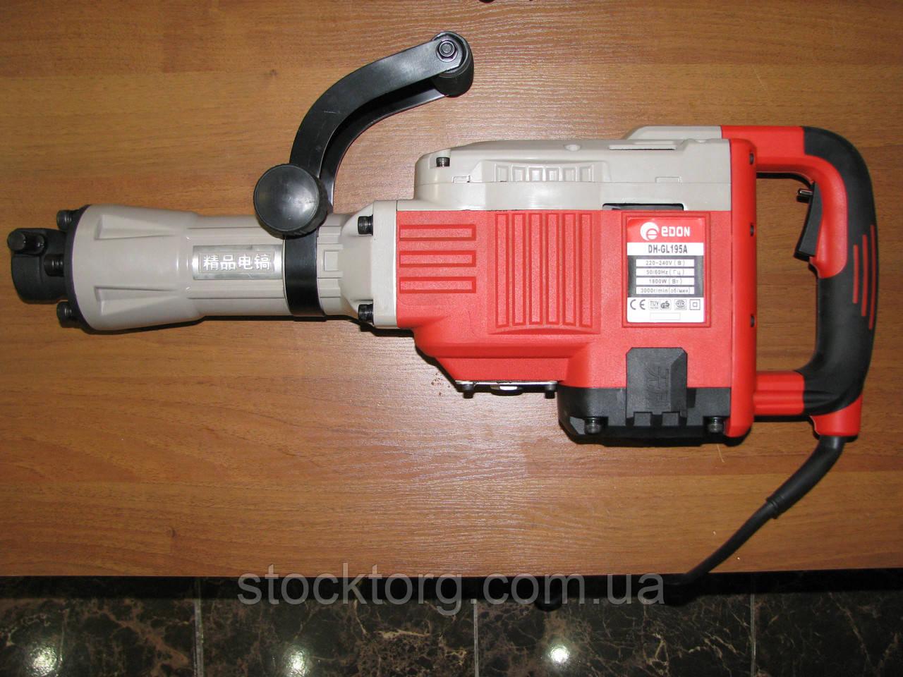 Отбойный молоток Edon DH-GL-95A