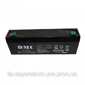 Аккумулятор DMC 2.3Ач 12В