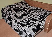 Меховое покрывало из шиншиллы - рекс, фото 1