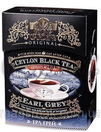 """Чай чёрный с бергамотом """"Sun Gardens"""" OP Граф Грей, 90 г, фото 2"""