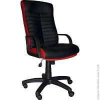 Офисное Кресло Руководителя Примтекс плюс Orbita Lux Combi D-5/S-3120 (D-5/H-2210)