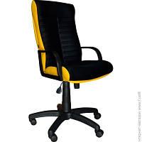 Офисное Кресло Руководителя Примтекс плюс Orbita Lux Combi D-5/S-98 (D-5/H-2240)
