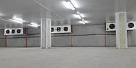 Аренда морозильного склада Киев 400м2, t = -18°С