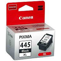 Картридж струйный Canon для Pixma MG2440/MG2540 PG-445Bk XL Black (8282B001) повышенной емкости