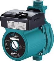 "Насос для повыш давл 123Вт Hmax 9м Qmax 25л/мин ؾ"" 160мм + гайки ؽ"" Leo 3,0"