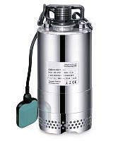 Насос дренажный 0.4кВт Hmax 9м Qmax 216л/мин (нерж)