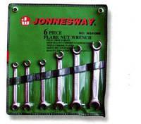 Набор ключей разрезных 8-19 мм