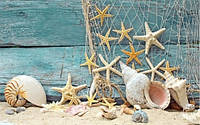 Алмазная вышивка Райский остров 40 х 30 см (арт. FS416), фото 1