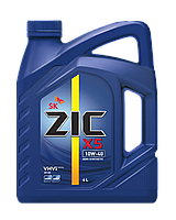 Масло моторное 10W40 ZIC X5 4л (пр-во ZIC)