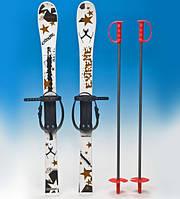 Лыжи детские Экстрим 90см Marmat