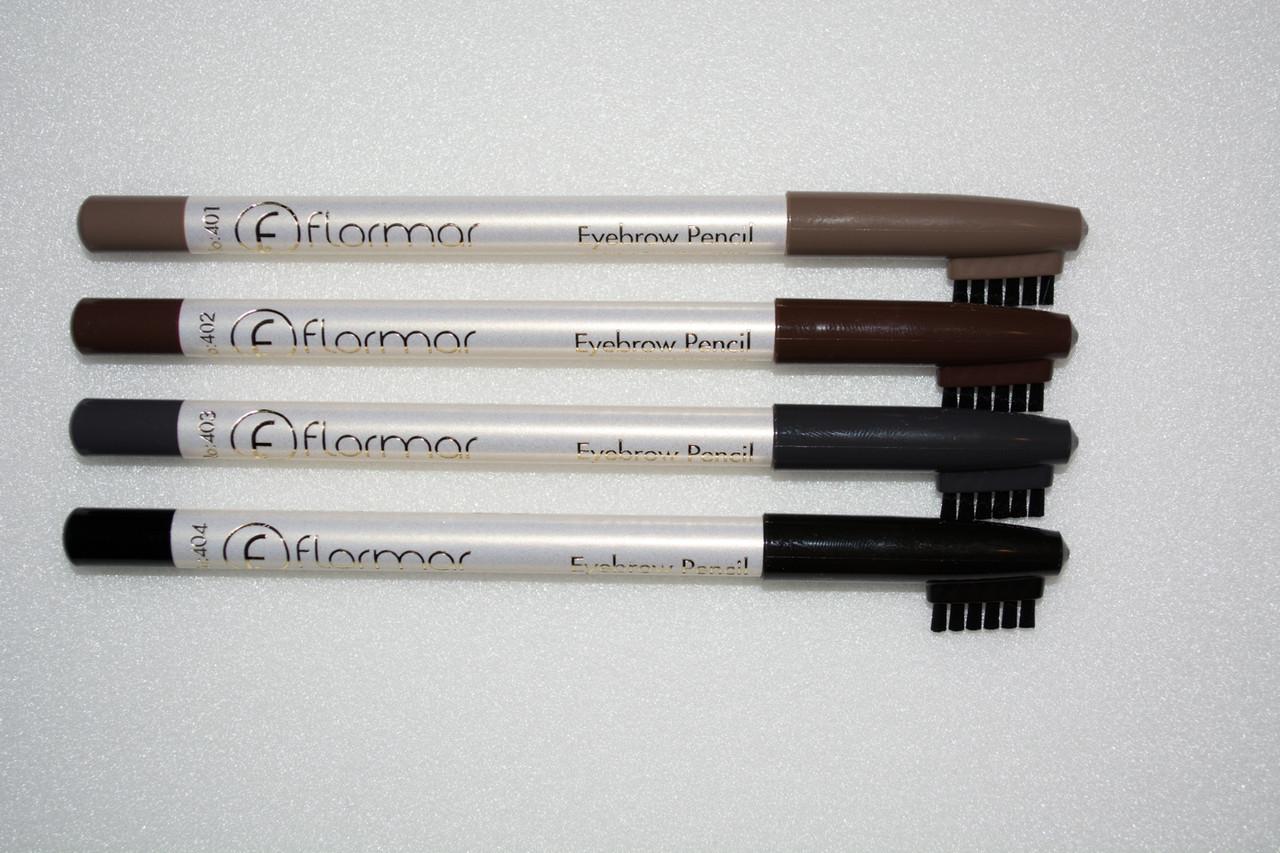 Карандаш для бровей Flormar Eyebrow Pencil - Svitparfum.com - мир Вашего стиля в Киеве