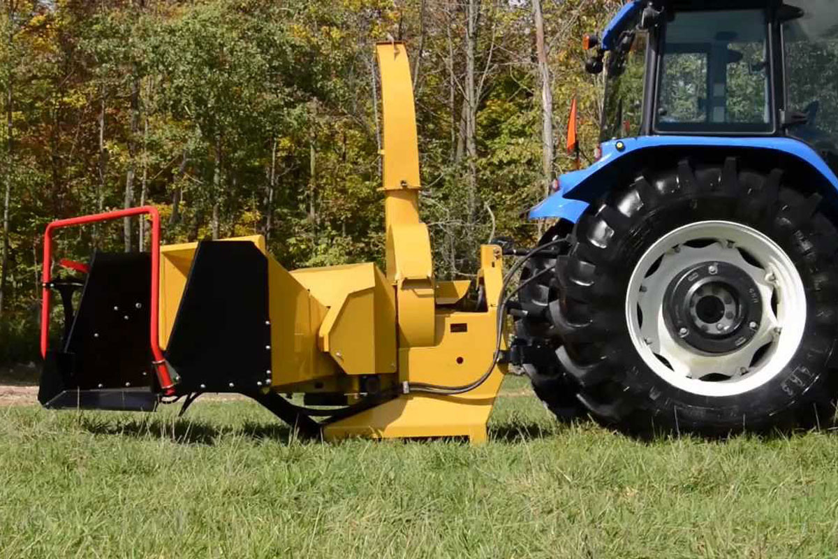Тракторная дробилка древесины дробилка ксд 2200 в Ялуторовск
