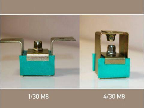 Шуманет-коннект подвесы 1/30 М8 и 4/30 М8, фото 2