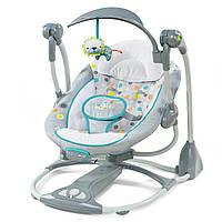 """Детское кресло-качалка Bright Starts """"Лев"""" 10215"""