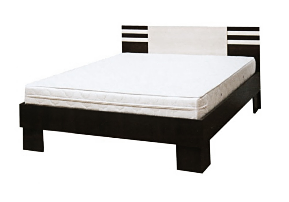 Кровать двухспальная Элегия 160 Світ Меблів