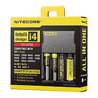 Зарядное устройство Зарядное Nitecore - i4 New intelligent charger