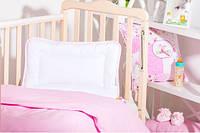 Подушка Baby Сатин (розовый)