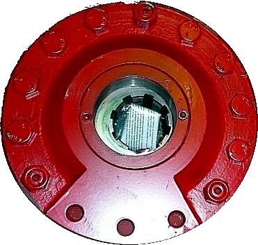Гидродвигатель/Гидровращатель ГПР-Ф-М-4000(РПГ-5000,ГВУ-5000)