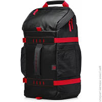 Рюкзак HP Odyssey Sport Backpack, black/red (X0R83AA)