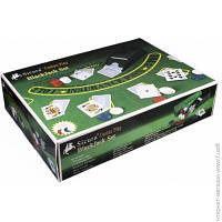 Настольная Игра Duke Покер в картонной упаковке, 200 фишек (BJ2200)