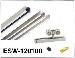 Раздвижные системы ролик EKF ESW 120-101