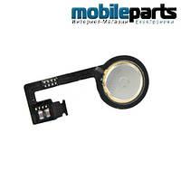 Кнопка домой со шлейфом (back flex cable) для Apple iPhone 4GS High Copy