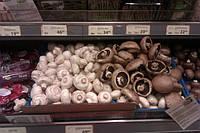Украинские супермаркеты завышают цены на грибы